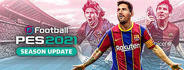 eFootball PES 2021 Season Update!